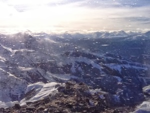 snow mountain alaska